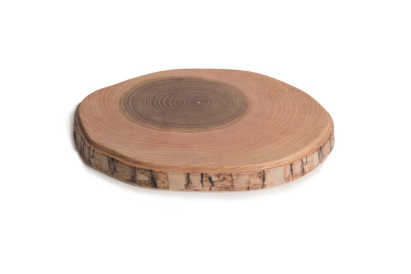 log serving board