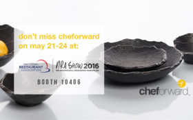 cheforward™ Returns To The 2016 NRA Show With New Line