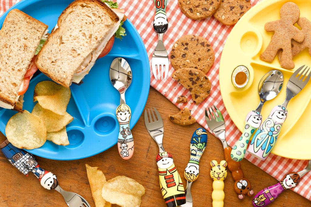 Childrens Eat4Fun Dinnerware