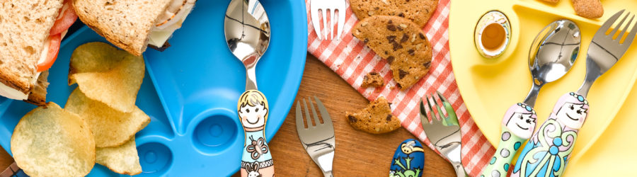 Childrens Eat4Fun Dinnerware