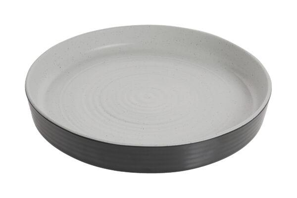 Infuse Platter w/ Edge Rim